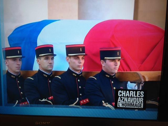 葬式 aznavour