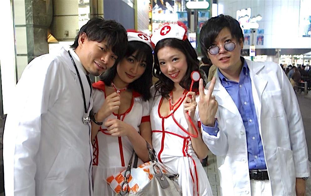 ハッピー カワイイ ハロウィン渋谷