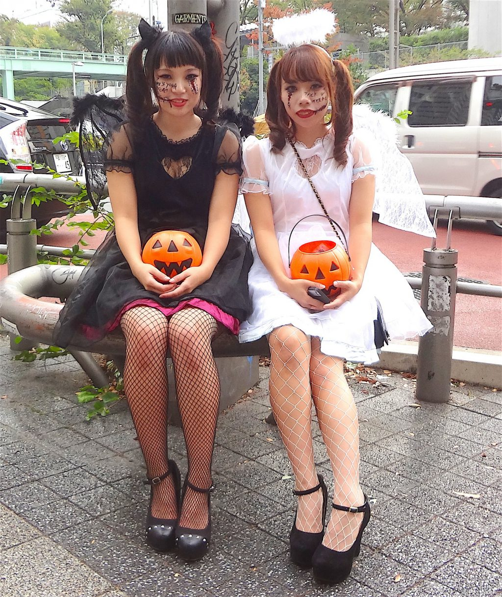 ハロウィン 2014年10月31日、渋谷