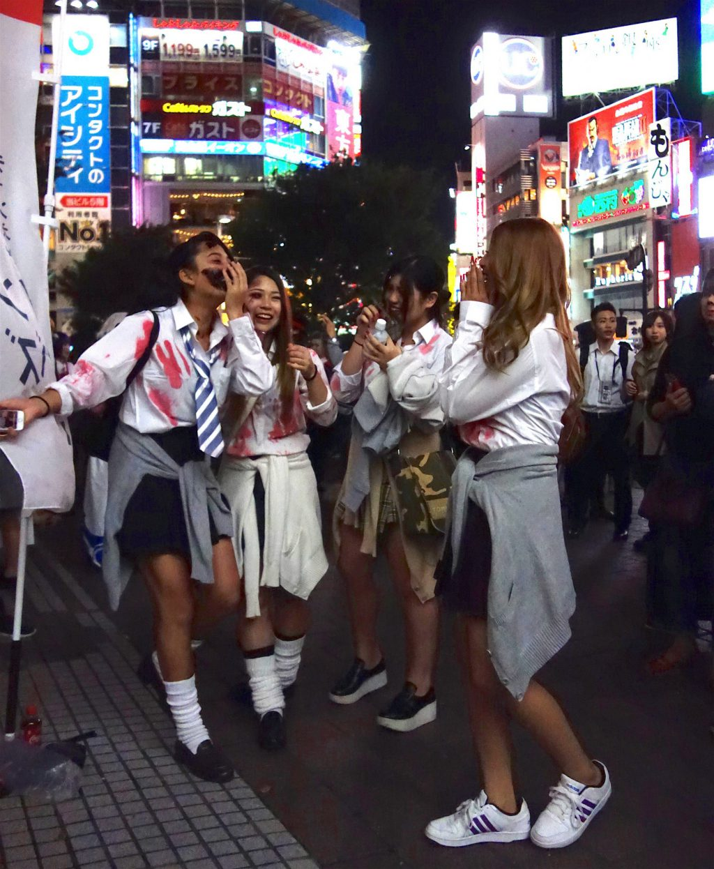 渋谷クロッシングハロウィン