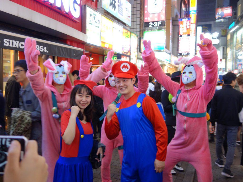 渋谷 ハッピー カワイイ ハロウィン HAPPY KAWAII HALLOWEEN