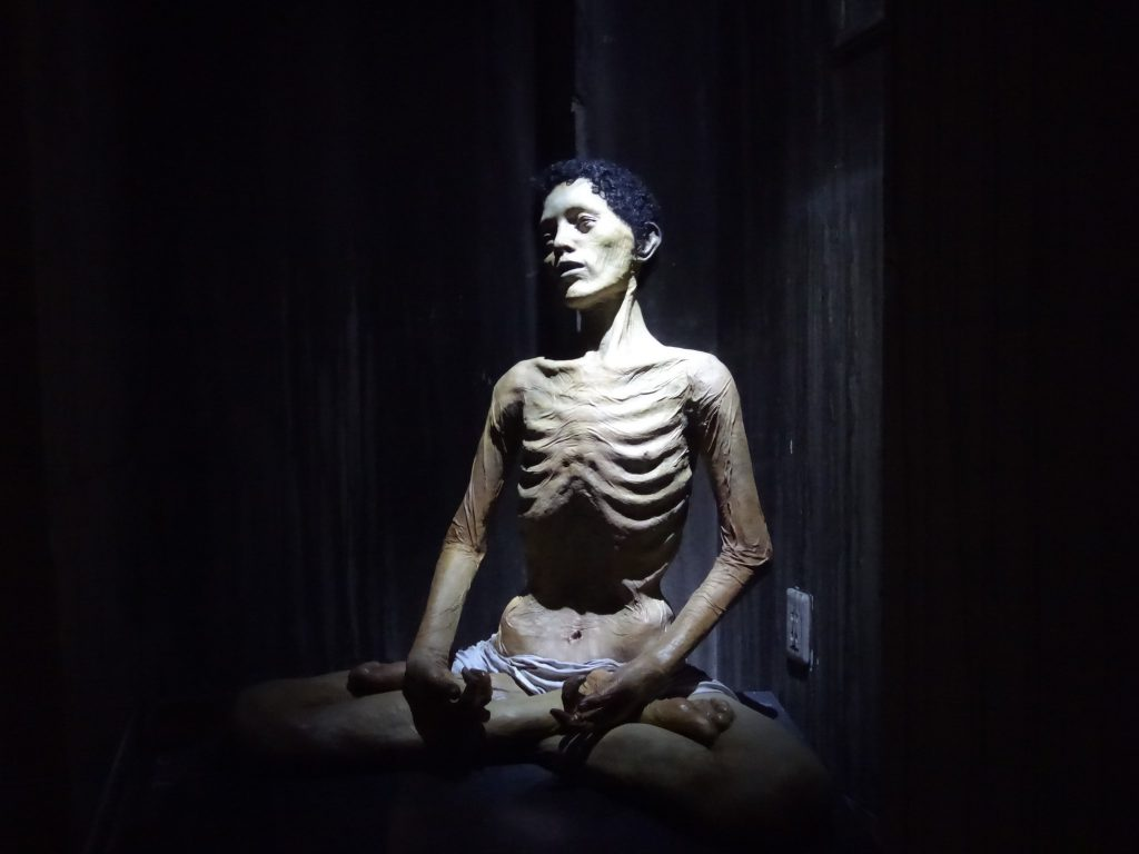 西尾康之 Yasuyuki Nishio 『稲岡展示居士』2009