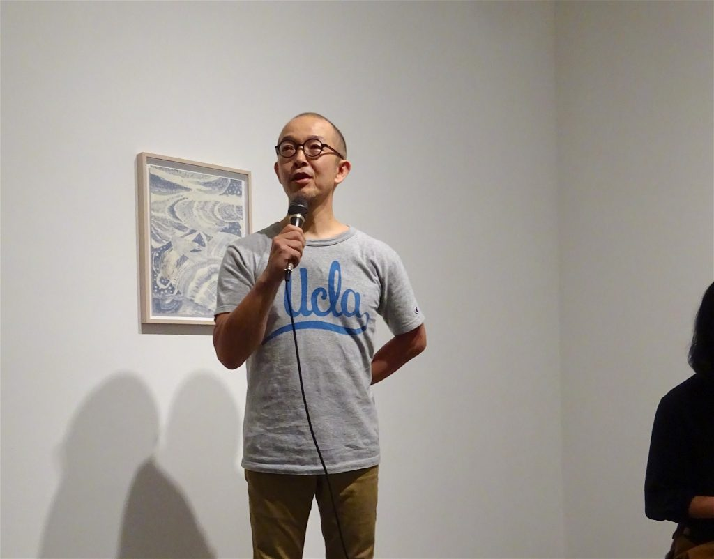 Introduction by artist HAKAMATA Kyotaro 袴田京太朗