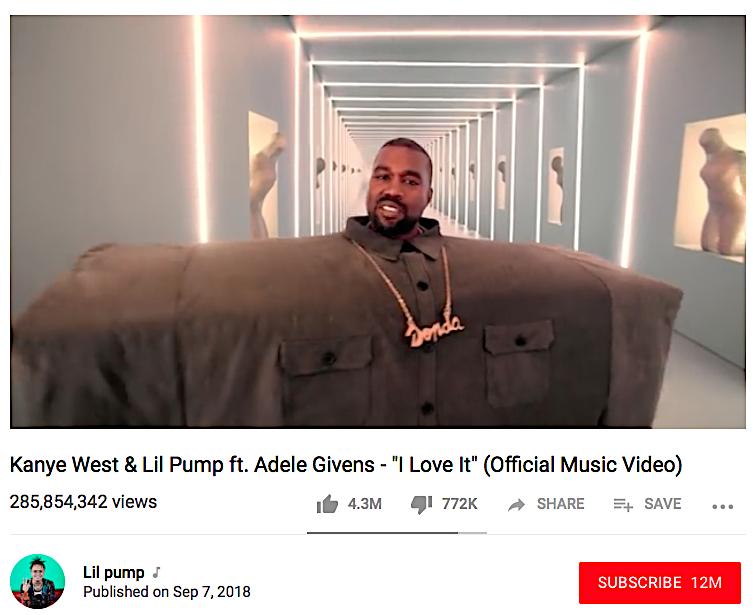 Kanye West Lil Pump