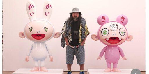 日本のアート界を駄目にした男? 不幸な村上隆、、、