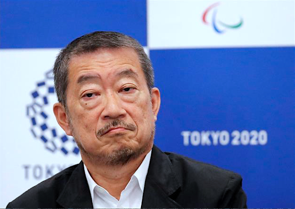 Tokyo Olympics creative head Hiroshi Sasaki 東京五輪クリエイティブディレクター、佐々木宏氏