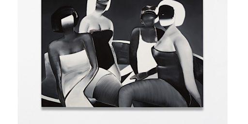 五木田智央の絵画が投機好きなアートとして @ ニューヨークタイムズ