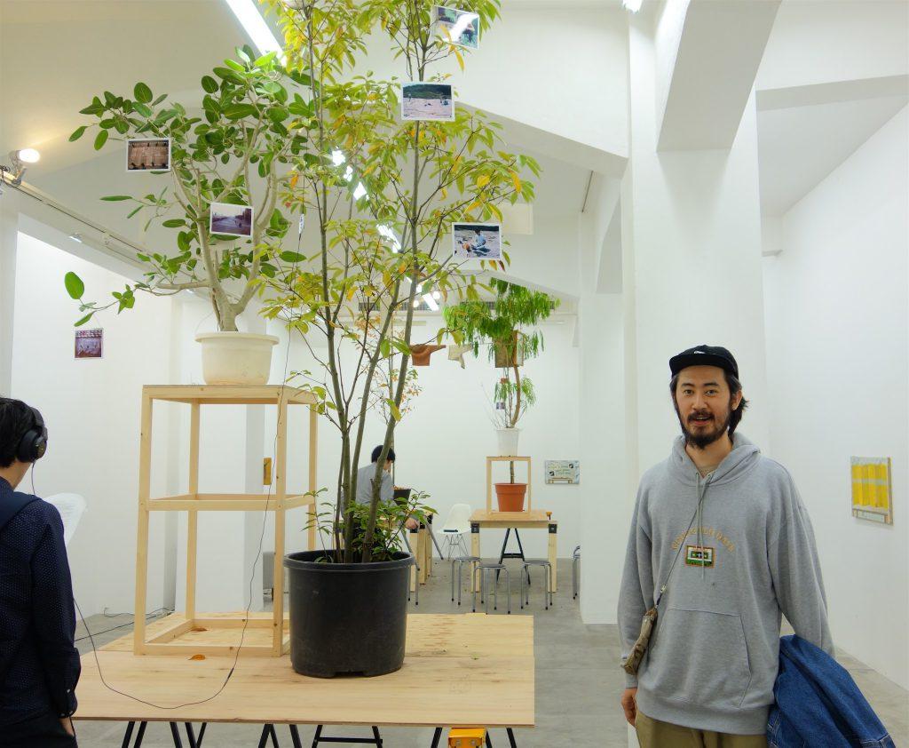 """千葉正也 CHIBA Masaya @ αMプロジェクト「絵と、」αMproject """"Painting and…"""""""