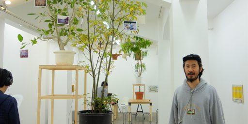 αMプロジェクト2018『絵と、 』キュレーター:蔵屋美香(東京国立近代美術館 企画課長)vol. 4 千葉正也
