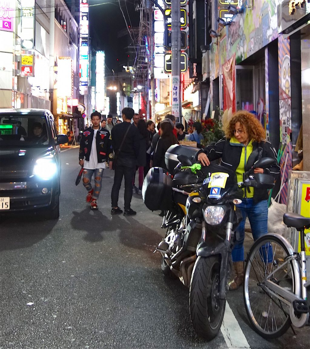 東京新宿 Tokyo Shinjuku