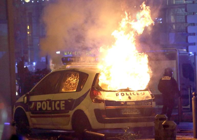 パリが燃えている。Paris Is Burning3