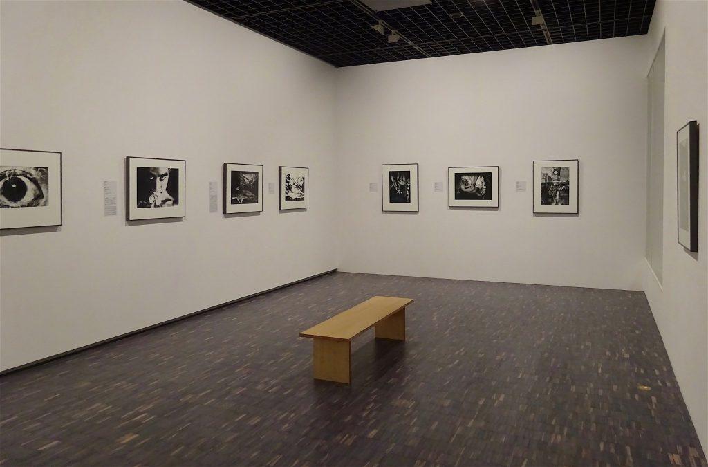 東京国立近代美術館 細江英公・三島由紀夫、展示風景2