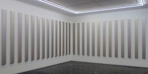 日本画を拒否した画家:桑山忠明の構造クールネス @ タカ・イシイギャラリー 東京
