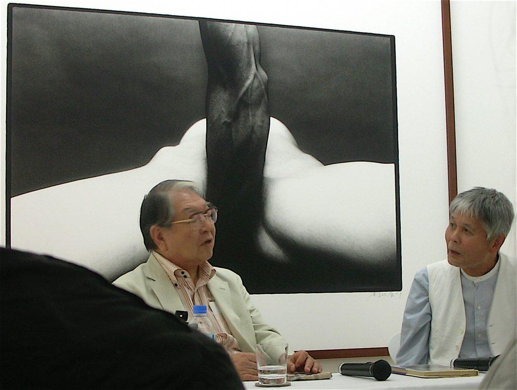 細江英公+高橋睦郎 Eikoh HOSOE + TAKAHASHI Mutsuo 2008年9月27日