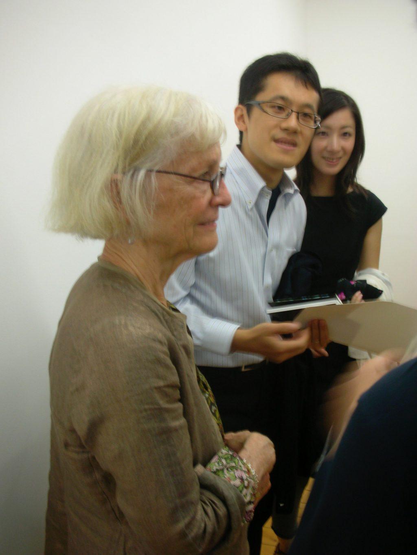 ジョーン・ジョナス Joan Jonas @ WAKO WORKS OF ART, 15th of September 2008, Tokyo