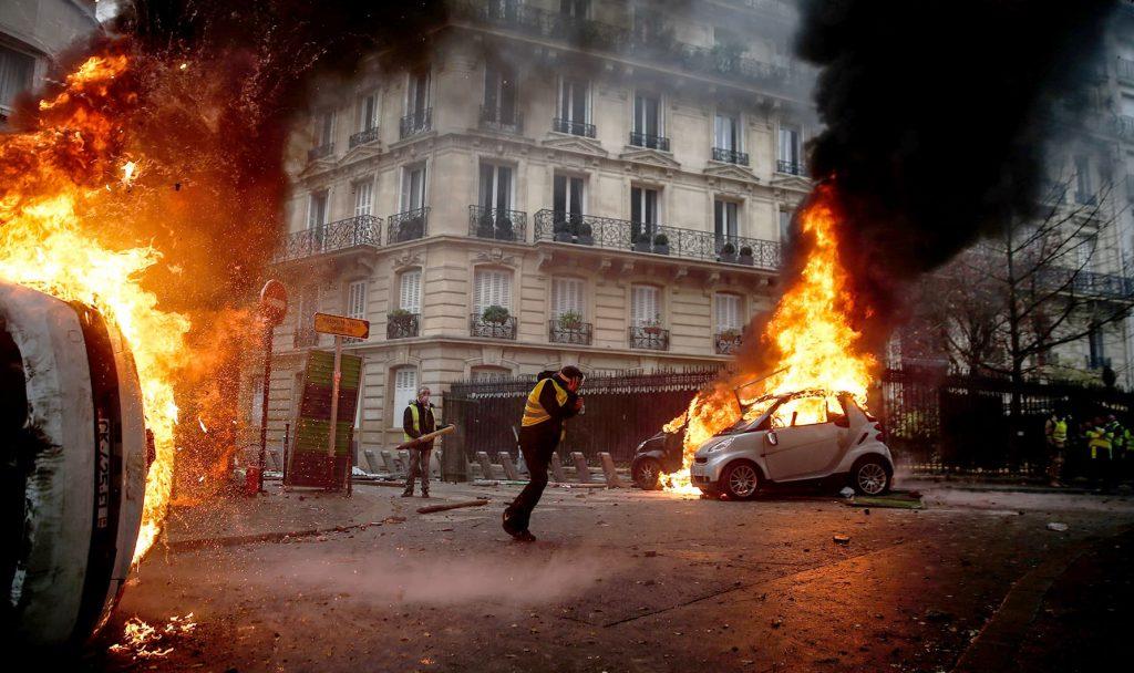 パリが燃えている。Paris Is Burning5