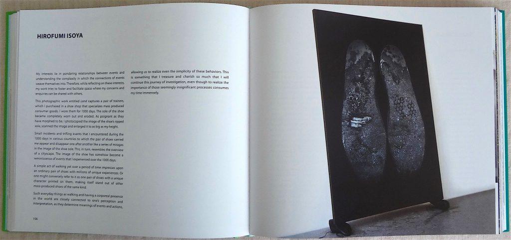 ヴェネツィア・ビエンナーレ関連企画グループ展「Personal Structures」のカタログ