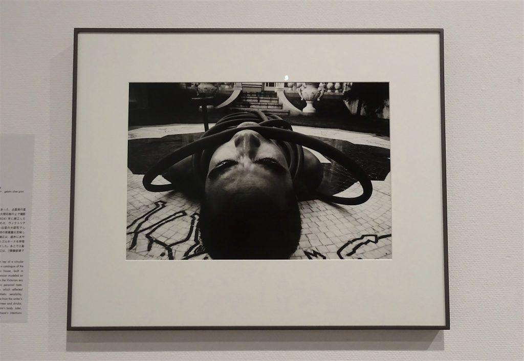 東京国立近代美術館 細江英公・三島由紀夫、展示風景5