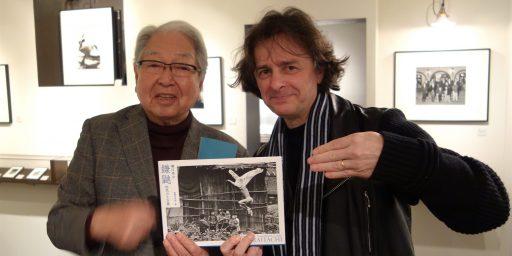 三島由紀夫のホモエロティシズム写真作品 © 細江英公
