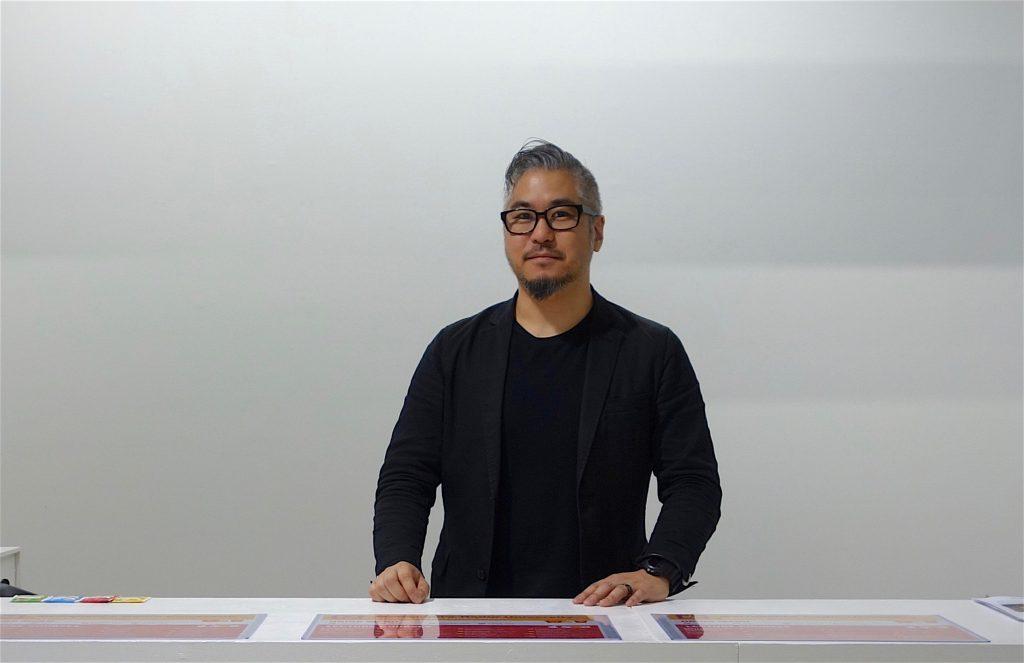 KAETSU Takayuki 嘉悦貴之 氏 (MISA SHIN GALLERY)