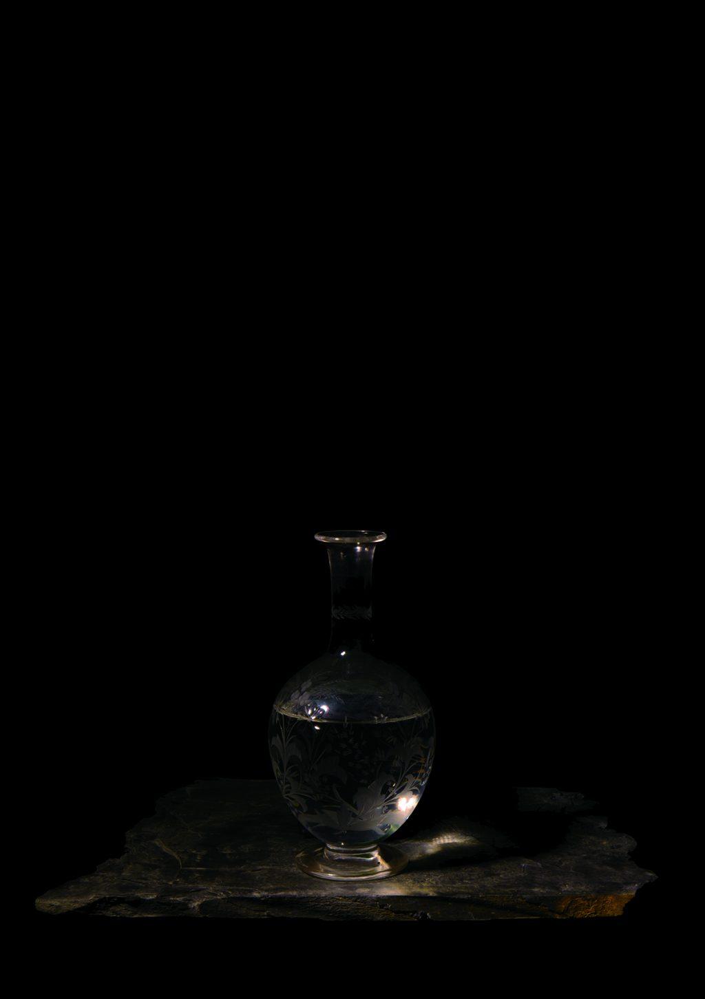 "KOSEMURA Mami 小瀬村真美 ""Guisse"" 2018, Giclee print, Museum glass frame, 65 x 44.5 cm, edition work"