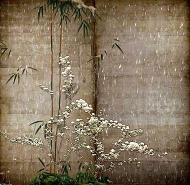 "KOSEMURA Mami 小瀬村真美 ""Flowering Plants of the Four Seasons – Winter"" 2006, HD video"