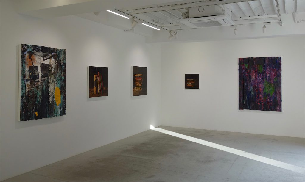 MAHO KUBOTA GALLERY exhibition view