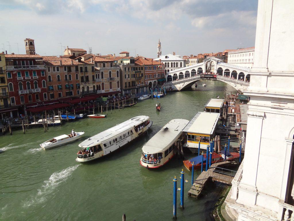 Palazzo Bemboからの風景