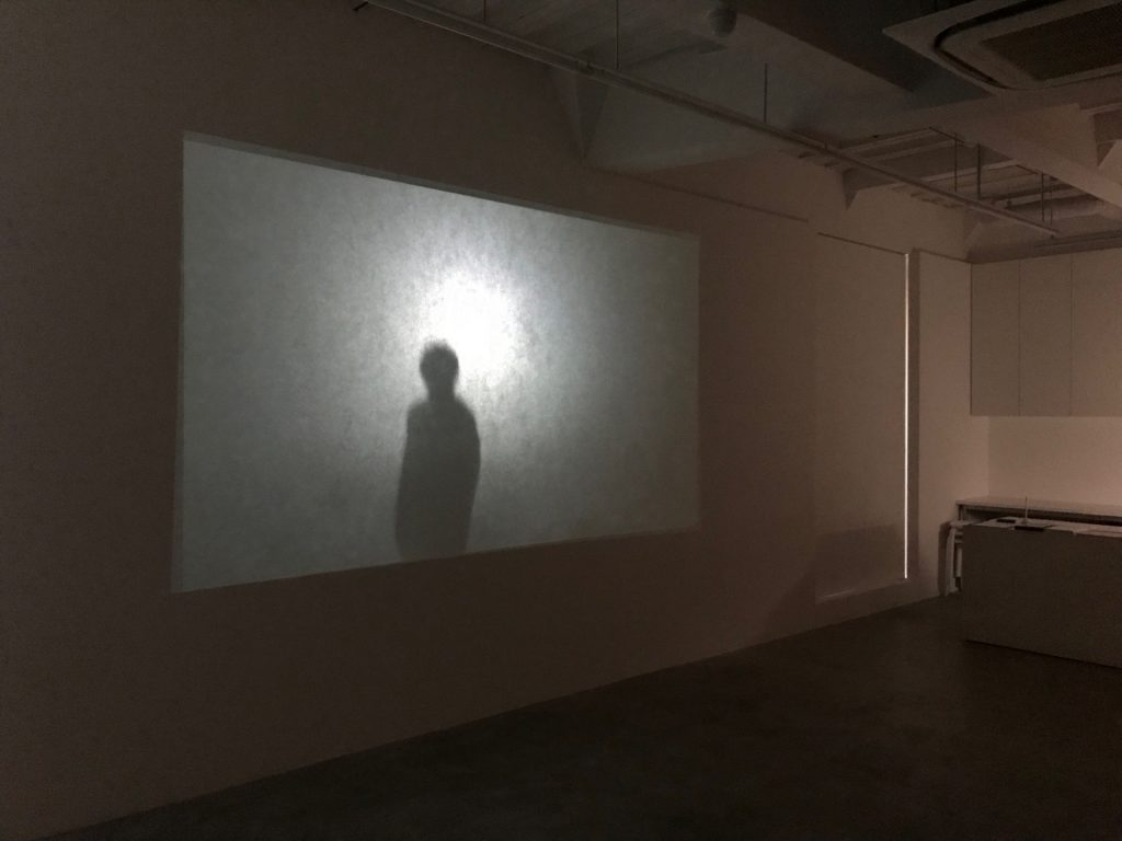 "SAWADA Tomoko 澤田知子 「影法師」 ""Kagebōshi"", installation view"