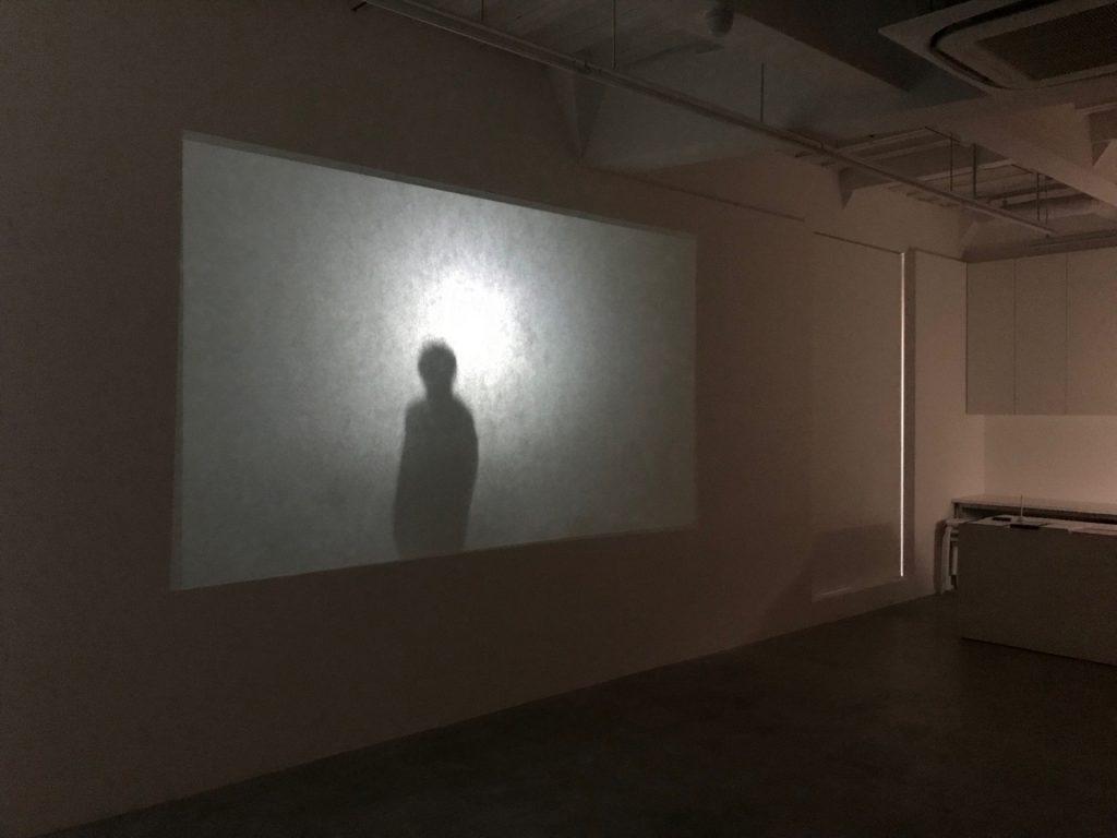 """SAWADA Tomoko 澤田知子 「影法師」 """"Kagebōshi"""", installation view"""