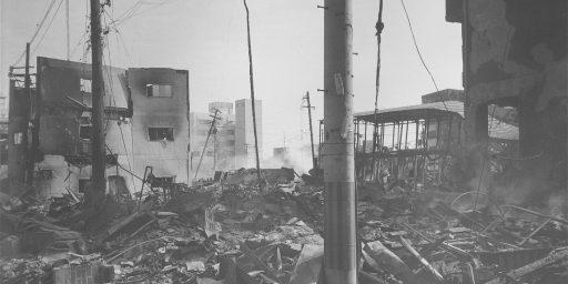 地震の悲しみ (神戸市) 1995
