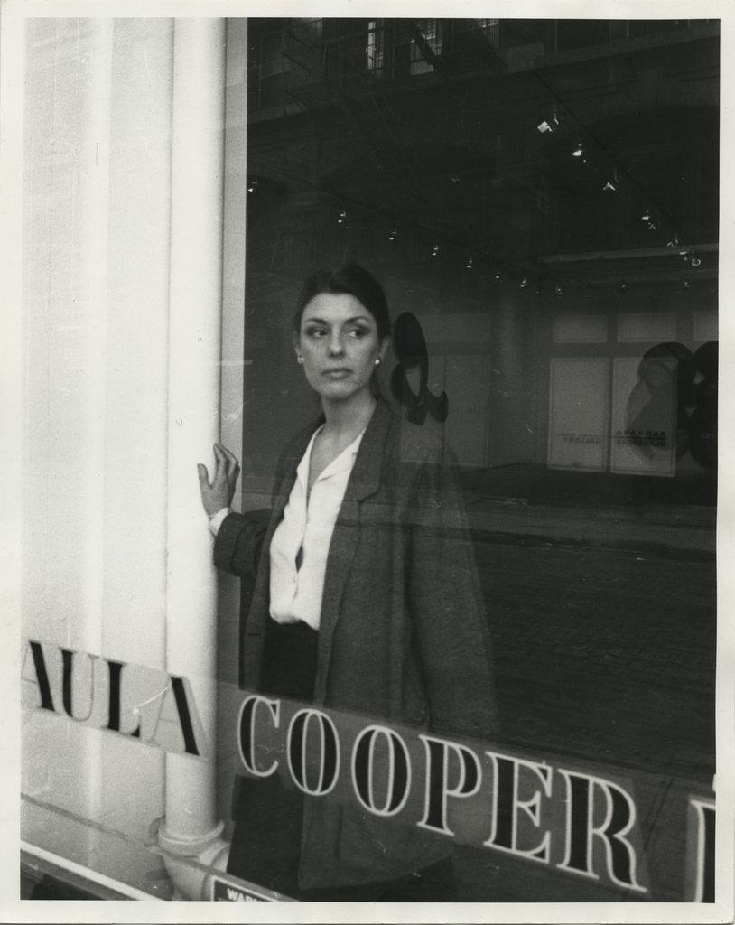 ポーラ・クーパー-1983