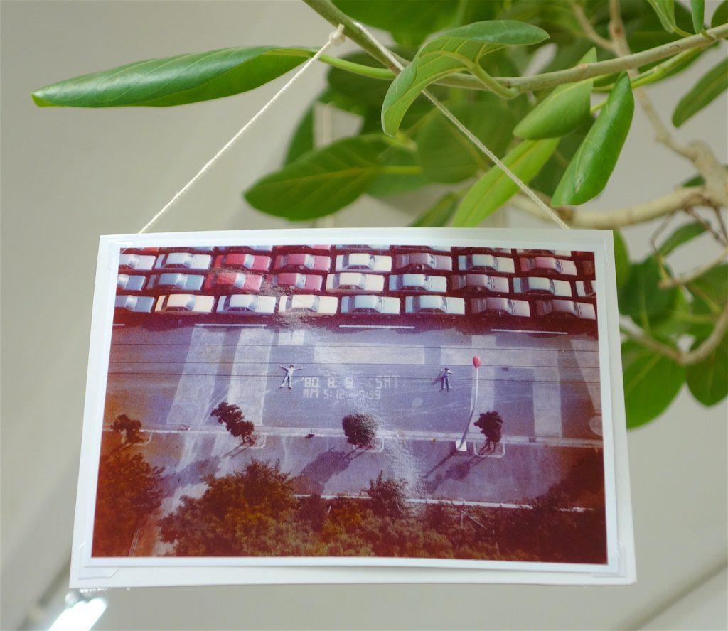 千葉正也 CHIBA Masaya 「jointed tree gallery #4 角田俊也 個展」千葉正也が企画した、角田俊也が作家として作品を発表する以前の作品を見せる展覧会。detail2