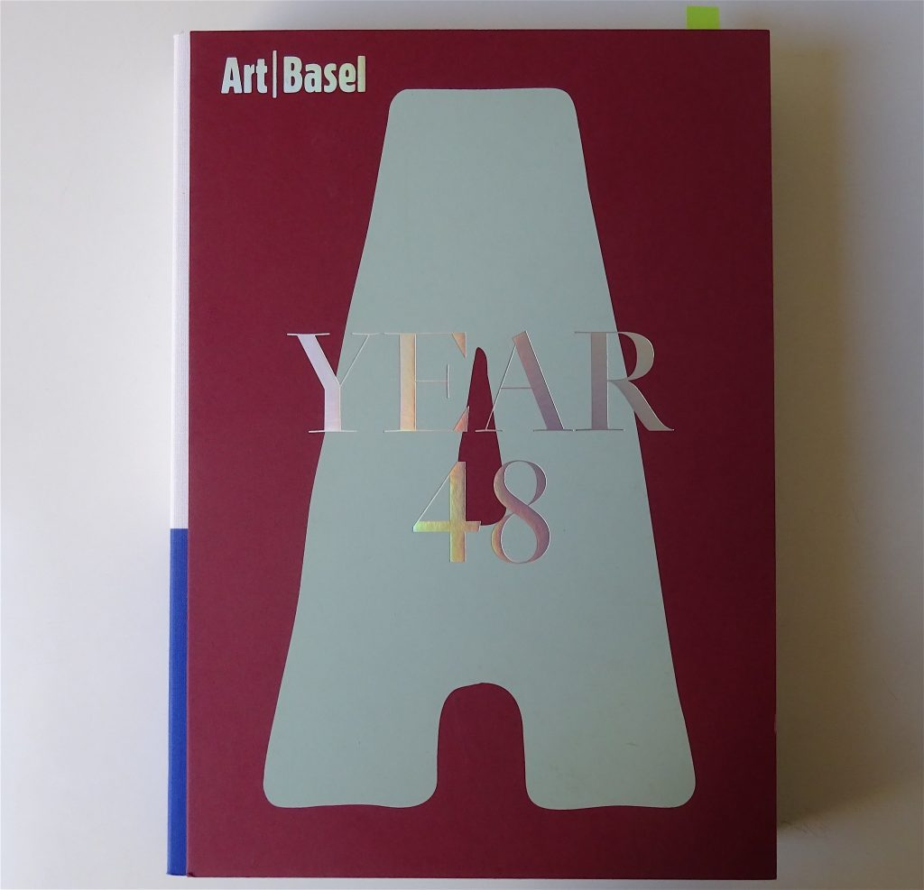 Art Basel Catalogue 2018
