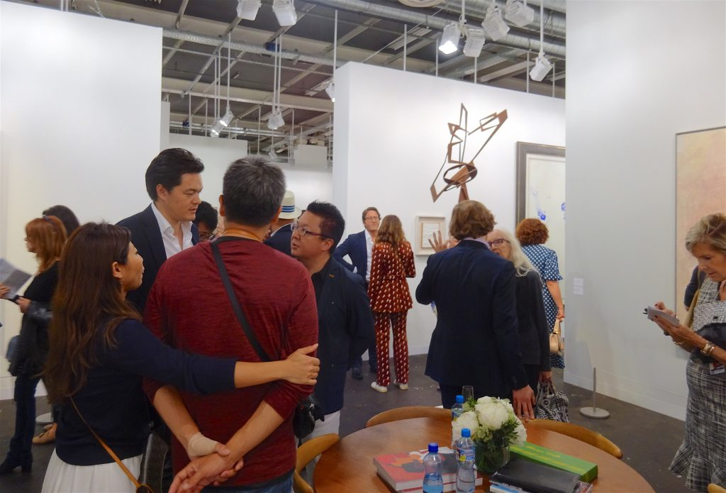 Hauser & Wirth booth