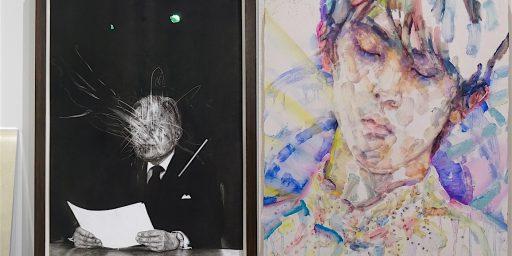 アーティストたちによって裸にされたアート・バーゼル、さえも*