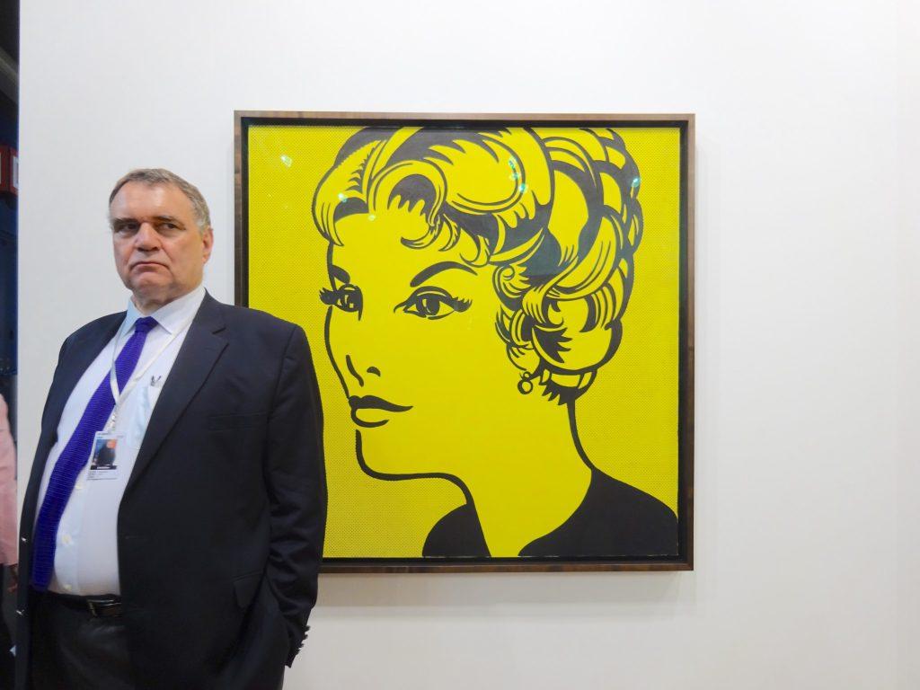 Roy Lichtenstein @ Gagosian