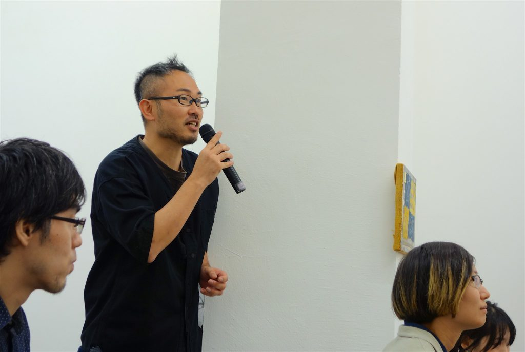 artist 橋本聡 HASHIMOTO Satoshi
