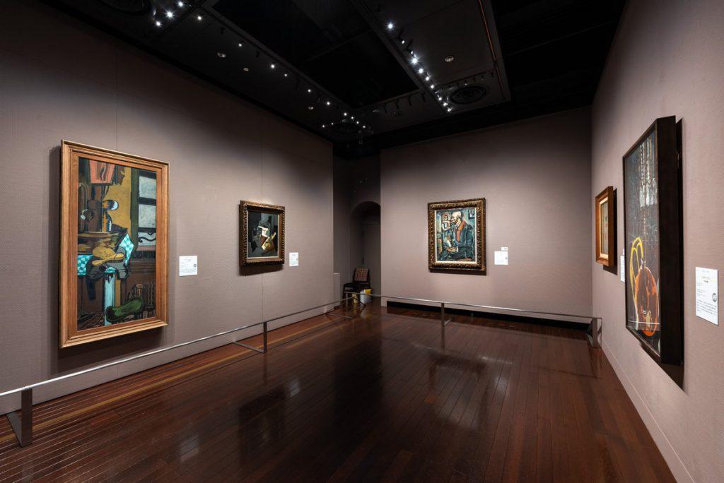 フィリップス・コレクション展示風景、三菱一号館美術館