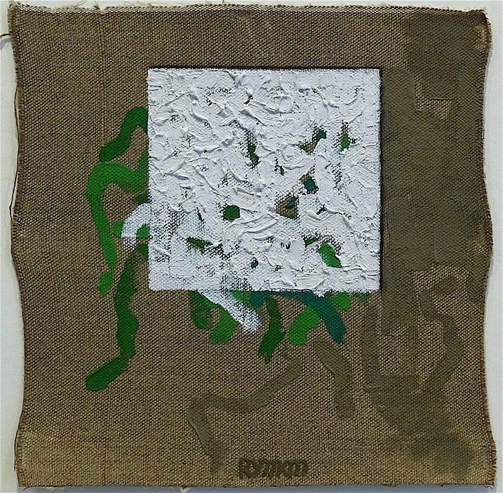 ロバート・ライマン Robert Ryman Work #20