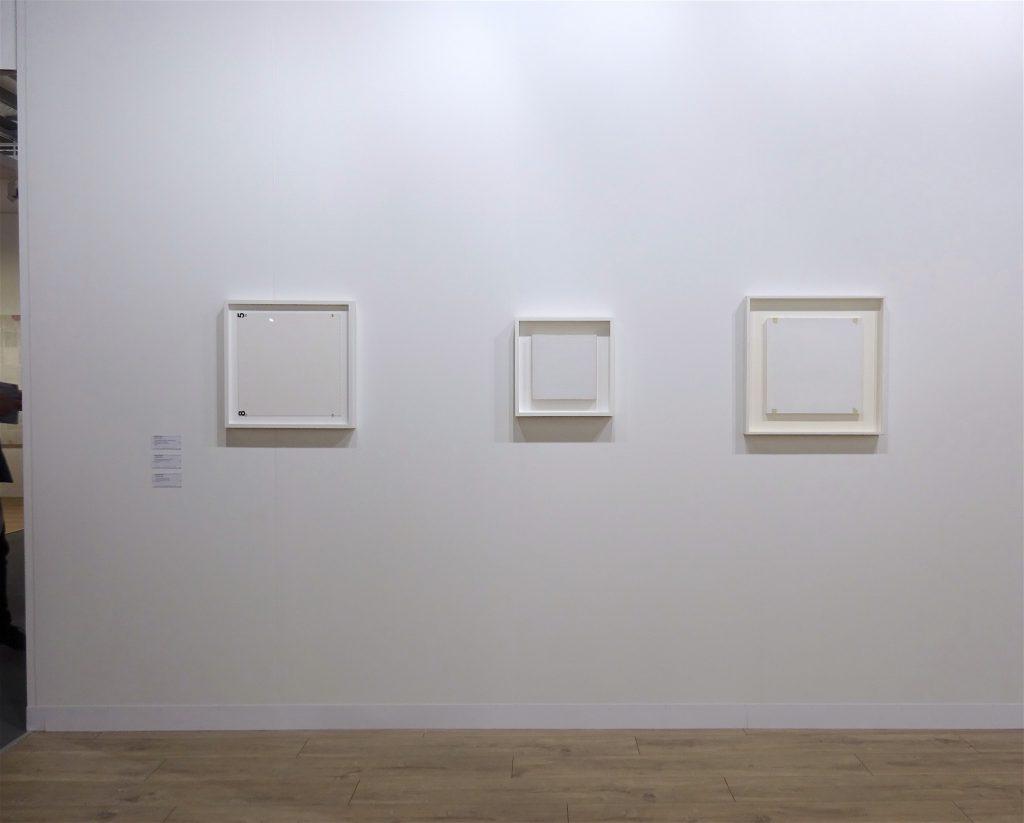 ロバート・ライマン Robert Ryman @ ART BASEL アートバーゼル 2018年