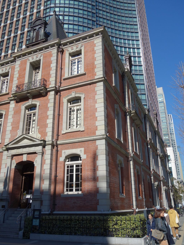 今日の三菱一号館美術館