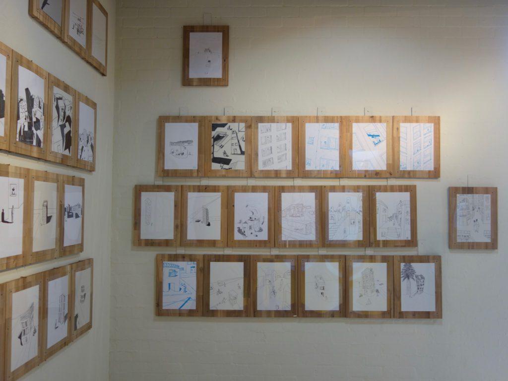 浅野忠信 TADANOBU ASANO 3634展 @ ワタリウム美術館、installation view 4