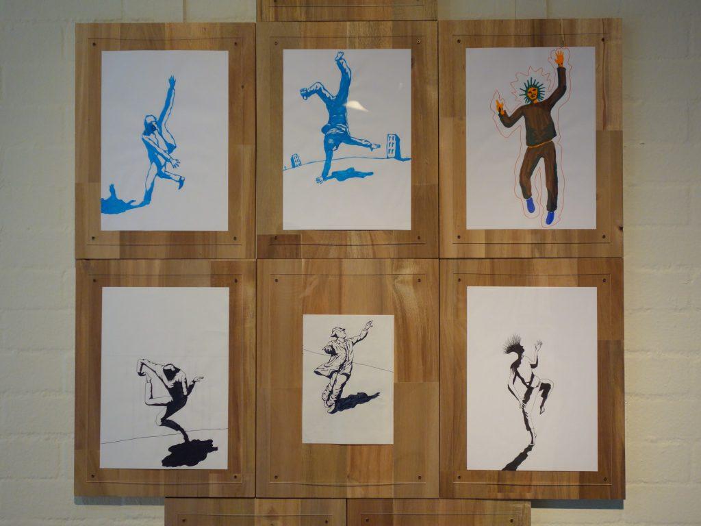 浅野忠信 TADANOBU ASANO 3634展 @ ワタリウム美術館、installation view 6