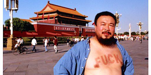 中国政府について:アイ・ウェイウェイ「過去70年間、彼らは自分たちのやり方、イデオロギーと慣習で行動した」