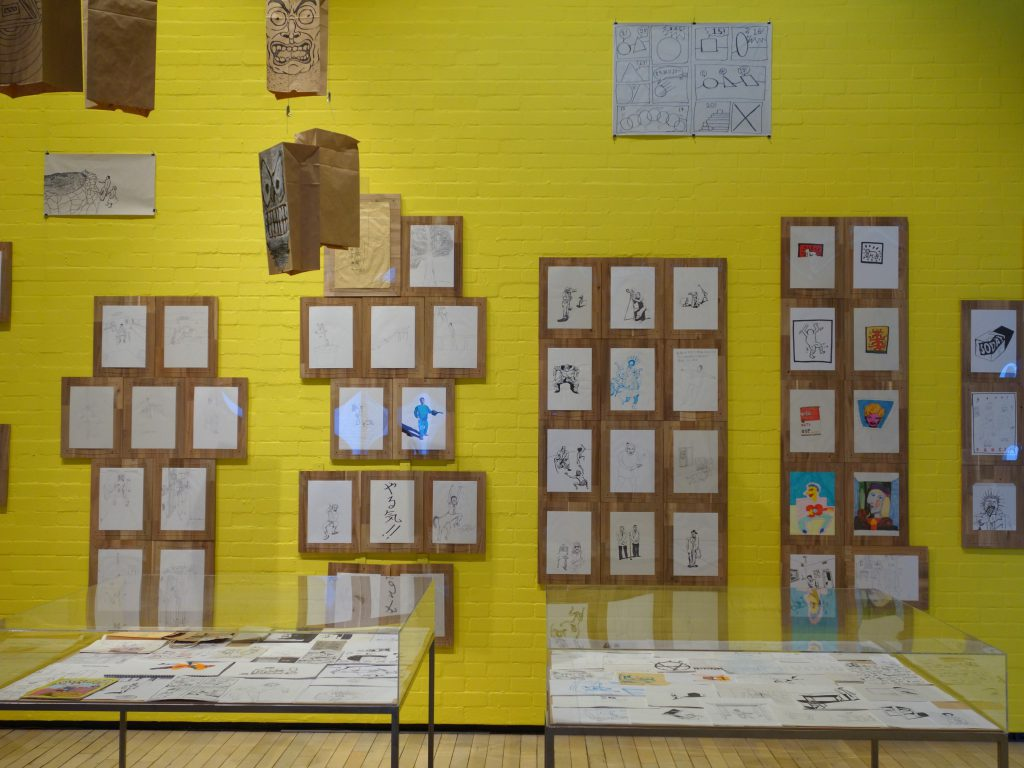 浅野忠信 TADANOBU ASANO 3634展 @ ワタリウム美術館、installation view 2
