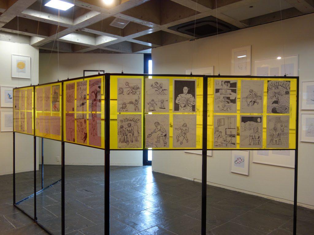 浅野忠信 TADANOBU ASANO 3634展 @ ワタリウム美術館、installation view 3