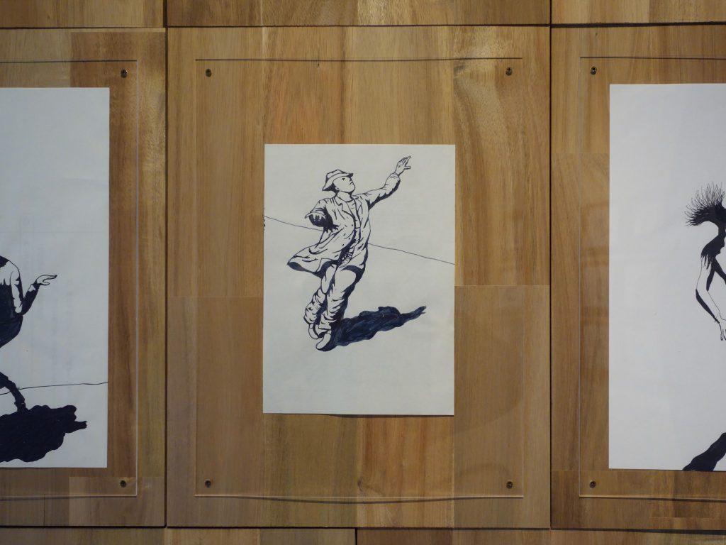 浅野忠信 TADANOBU ASANO 3634展 @ ワタリウム美術館、installation view 7