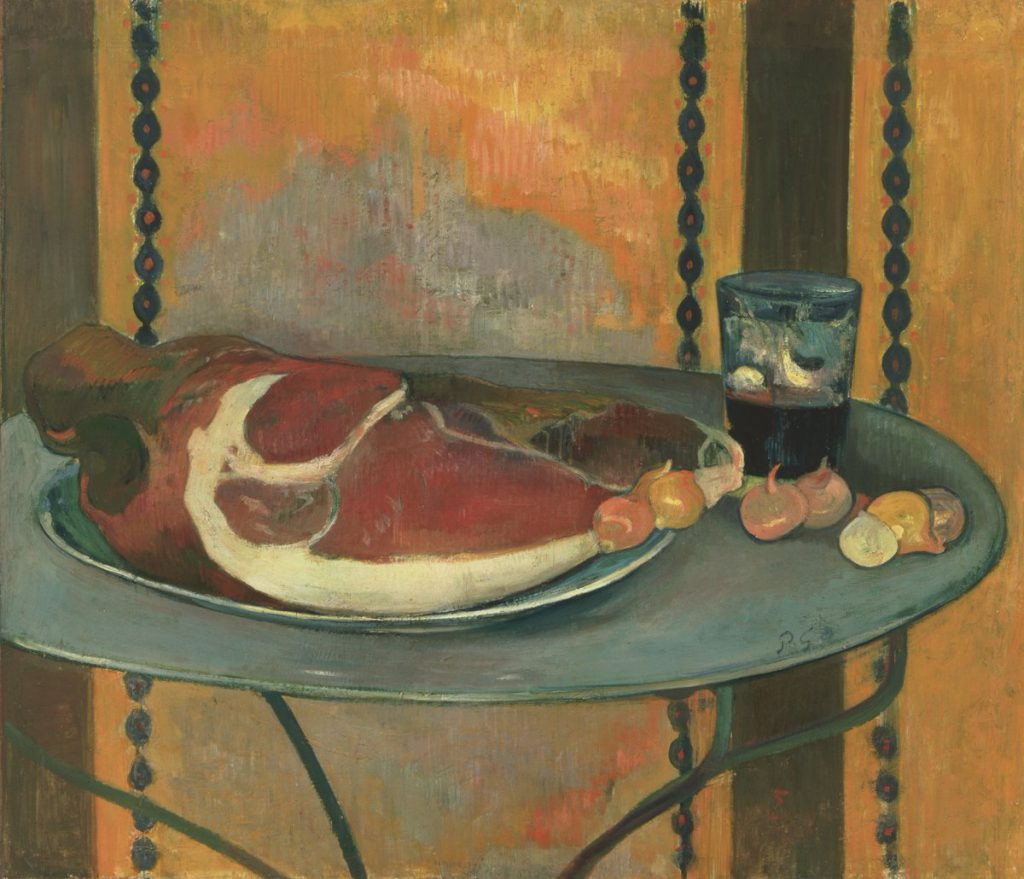 Paul Gauguin The Ham 1889