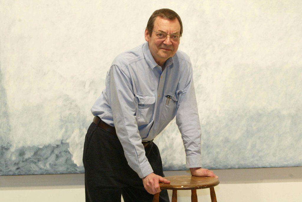 Robert Ryman 2004